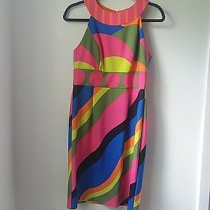 Colorful Muse dress